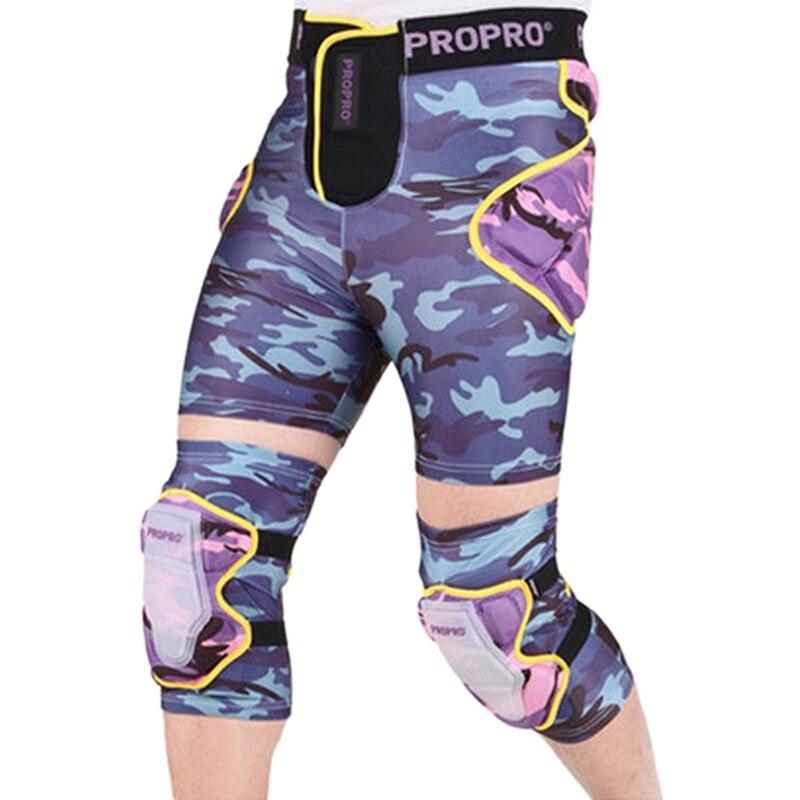 Shorts de Snowboard PROPRO Armor équipement de protection genouillères hanche soutien des fesses orthèse Ski Hockey garde skateboard Shorts de Ski