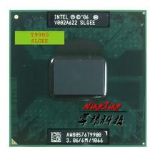 Intel Core 2 Duo T9900 SLGEE 3.0 GHz Çift Çekirdekli Çift Dişli CPU İşlemci 6 M 35 W soket P