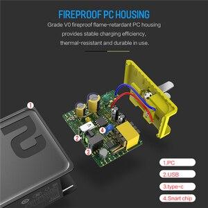 Image 5 - Pd USB Loại C Adapter Sạc Cho iPhone Xsmax X 8Plus QC 3.0 Fcp 36 W Sạc Nhanh Cho huawei Nhanh Du Lịch/Sạc Tường Phích Cắm Châu Âu