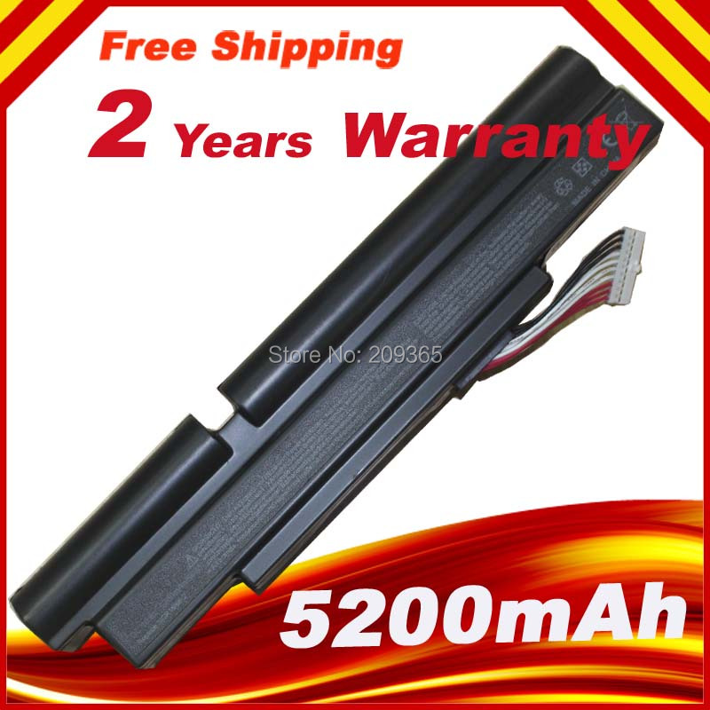New 6Cells Laptop Battery For Acer Aspire TimelineX <font><b>4830TG</b></font> 5830T 3830TG 4830T 5830TG 3830T 3INR18/65-2 AS11A3E AS11A5E image
