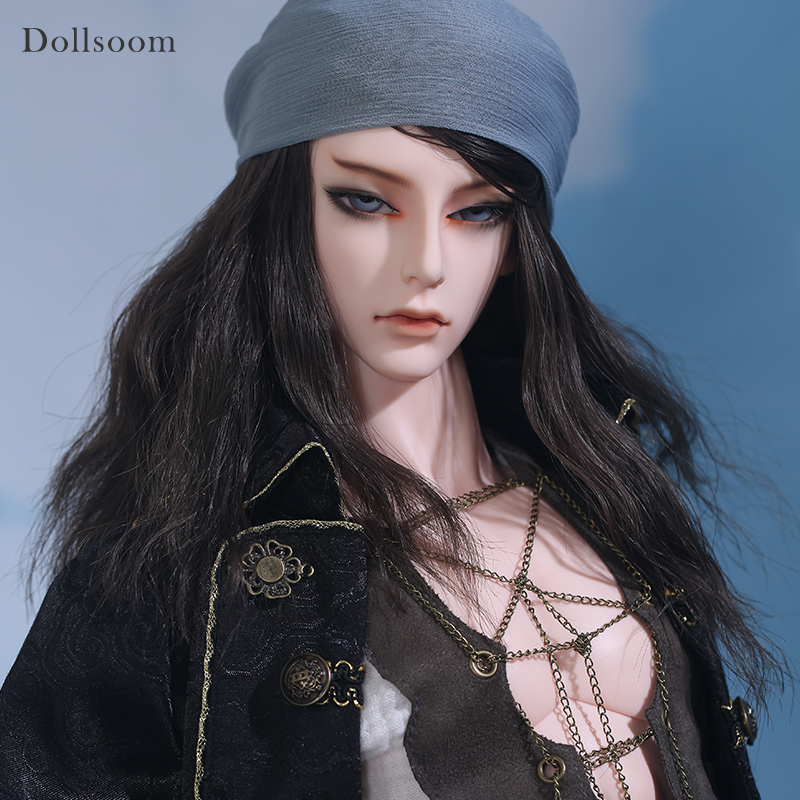 York Time Voyager Id 72 Idealian Male 1/3 BJD Resin Figures Body Model  Toys For Girls Birthday Xmas Best Gifts