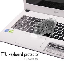 Laptop TPU keyboard film protector cover For Acer TMP249-501