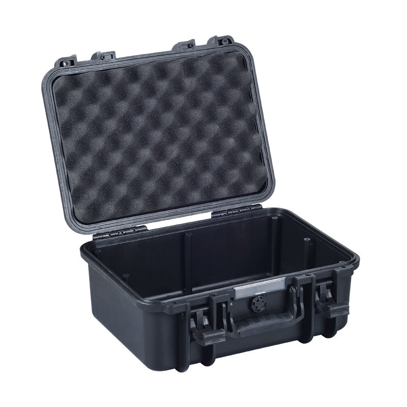 Internal 327*229*155 mm IP67 waterproof shockproof plastic transport case with pick pluck foamInternal 327*229*155 mm IP67 waterproof shockproof plastic transport case with pick pluck foam