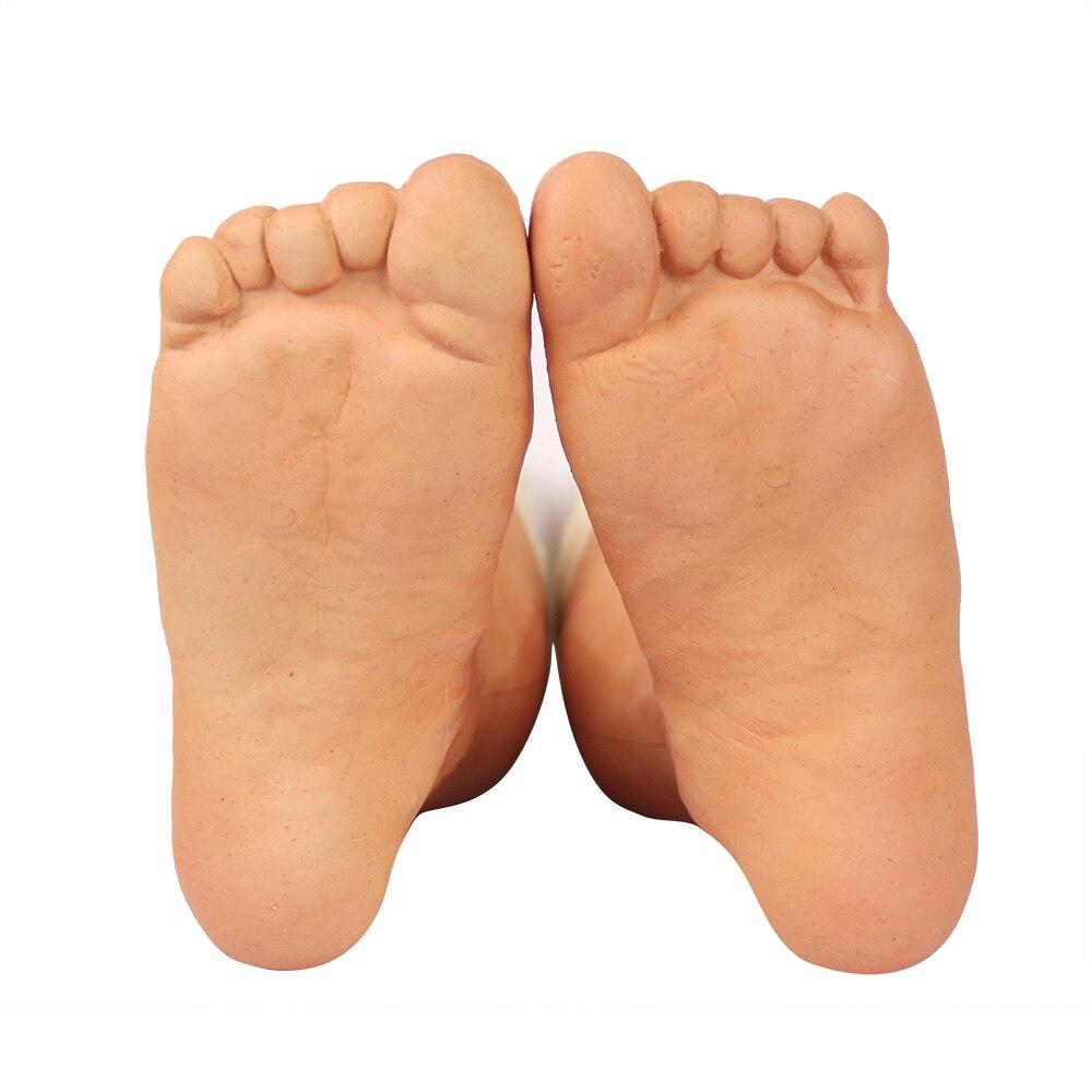 Alibaba グループ 上の KnowU シリコーン補綴足スリーブ非常に模擬スキン人工脚カバー傷跡脚 modelмодель ноги 型式デ pierna 3