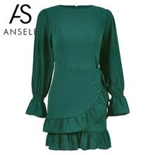 5febe4e0a77c4 Buy tie waist dress and get free shipping on AliExpress.com