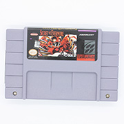 Secret of Evermore game cartridge for ntsc console
