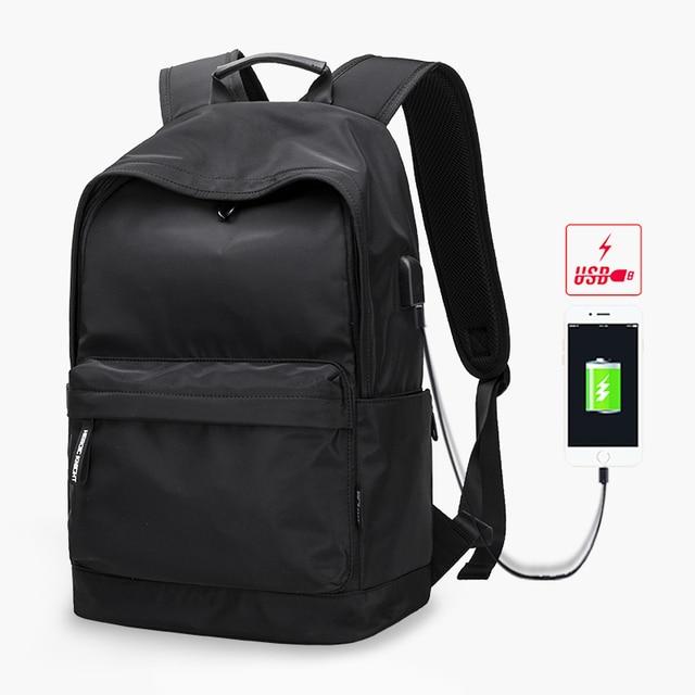Cavaleiro heróico 15 Polegada Notebook Laptop Mochila Masculino Mochila Saco De Marca para Os Homens À Prova D' Água Back Pack bag mochila escolar mulheres