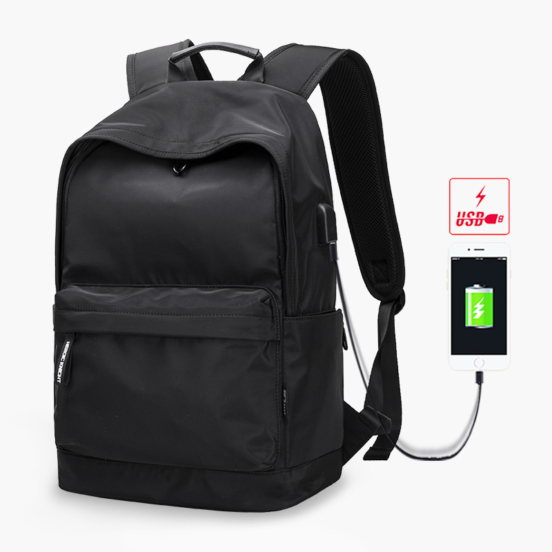 Heroic Knight Male Backpack Bag Brand 15 Inch Laptop Notebook Mochila For Men Waterproof Back Pack Bag School Backpack Women