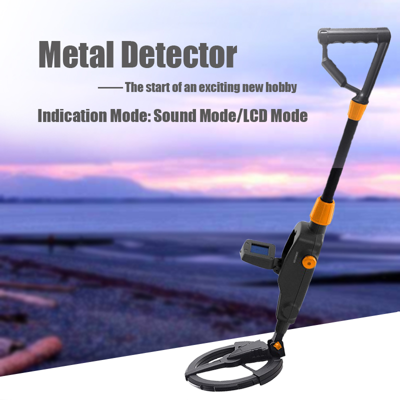 MD-1008A Metal Detector Beach Search Machine Underground Gold Digger LCD DiaplayMD-1008A Metal Detector Beach Search Machine Underground Gold Digger LCD Diaplay