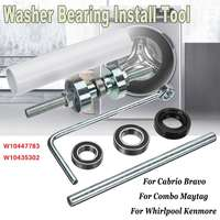 Washer Bearing Install Tool Fits For Whirlpool Maytag Kenmore Cabrio Bravo Washing Machine Parts W10447783 W10435302