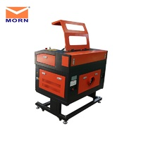 portable aluminum Portable household mini laser cutting engraving machine with electrical lift table and aluminum table (5)