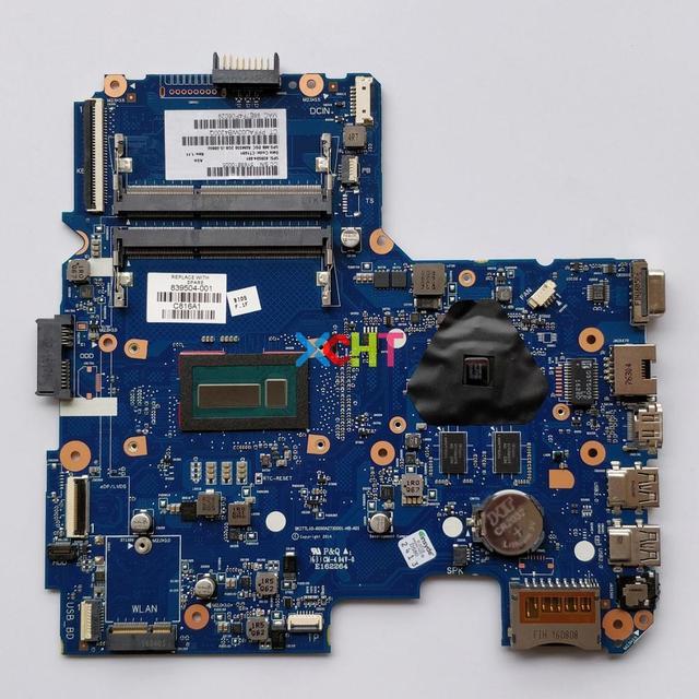 839504 001 839504 601 w i3 5005U CPU 6050A2730001 MB A01 R5/M330 2G para HP 240 246 G4 laptop PC Motherboard Mainboard