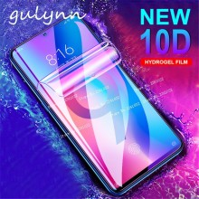 New 10D Curved Full Cover Hydrogel Film For Xiaomi Mi 9 9SE Redmi 6 6A Pro 7 Screen Protector Note 5 Soft