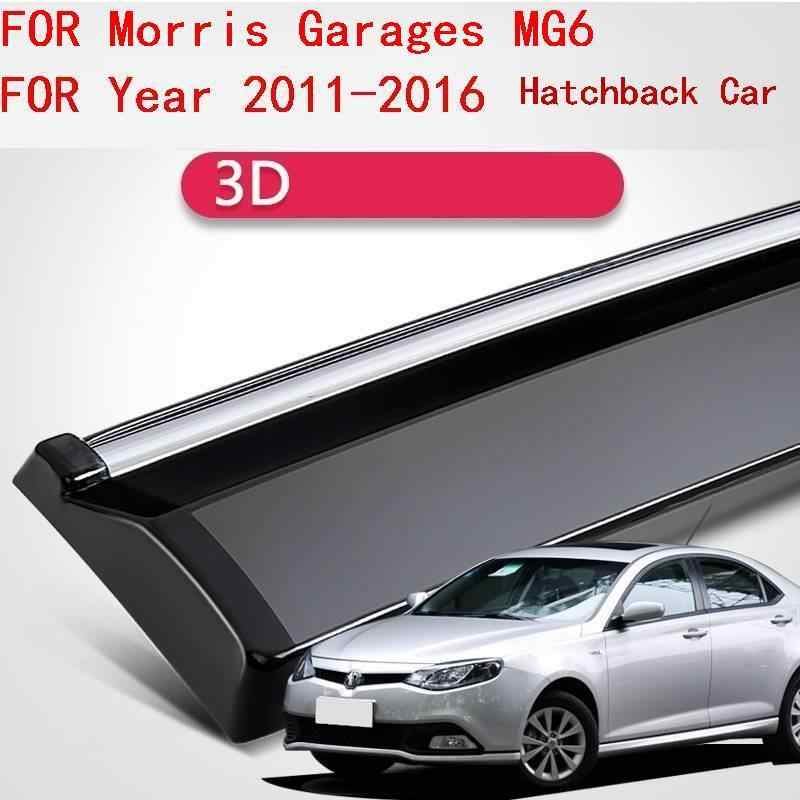 外装抗車のスタイリング自動車automovilアクセサリーアクセサリーwindowsバイザーモリスガレージmg gs MG6 zs