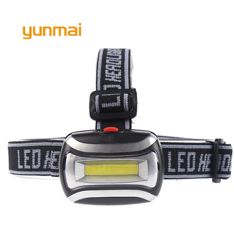 2018 Новый высокомощный светодиодный налобный фонарь 1000 люменов 3 режима налобный фонарь aaa батарея налобный фонарь для работы кемпинга рыболовный фонарь|Налобные LED-фонари|   | АлиЭкспресс