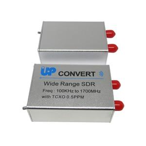 USB RTL SDR Receiver 100KHz-1.7GHz full Band UV HF RTL-SDR Tuner stick Support Up-convert winth RTL2832U TXCO 0.5ppm SMA N300U