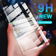 9H Tempered Glass On The For Huawei P30 P20 Y6 Y7 Lite Pro Screen Protector Film For Honor 8X 8A 8C 20i Nova 4E 3i Glass Film protective glass on the for huawei honor 20 8a 8c 8s p20 p30 lite pro tempered screen protector 93d glass on nova 5i 4e 3i film