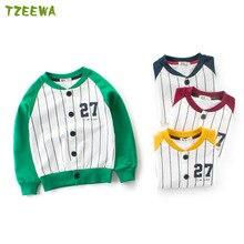 Boys Jackets Spring Autumn Outerwear Fashion Sweatshirt Children Coat Casaco Infantil Menina Boy Clothes