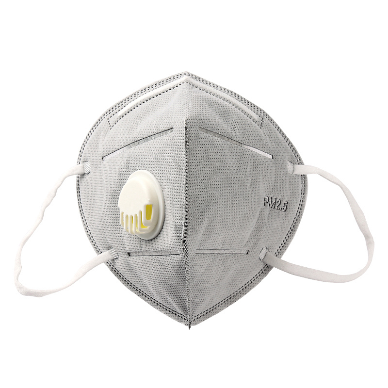 2/5/10 Pcs Fold Disposable Dust Masks,chemical Respirator Anti-fog Anti-particles Work Safety Masks,diy Household Clean Masks