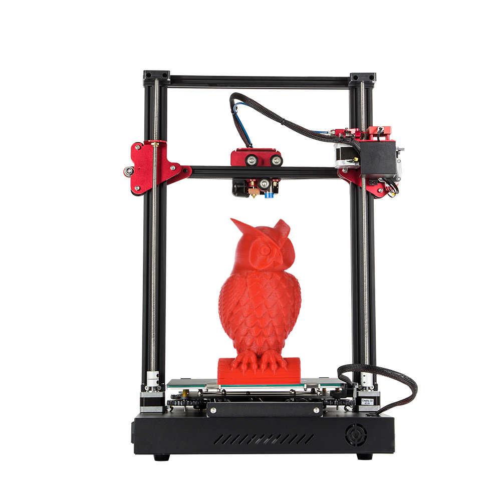 Crealité 3D CR-10S Pro Auto nivellement capteur imprimante 4.3 pouces tactile LCD reprendre impression Filament détection fonction MeanWell puissance