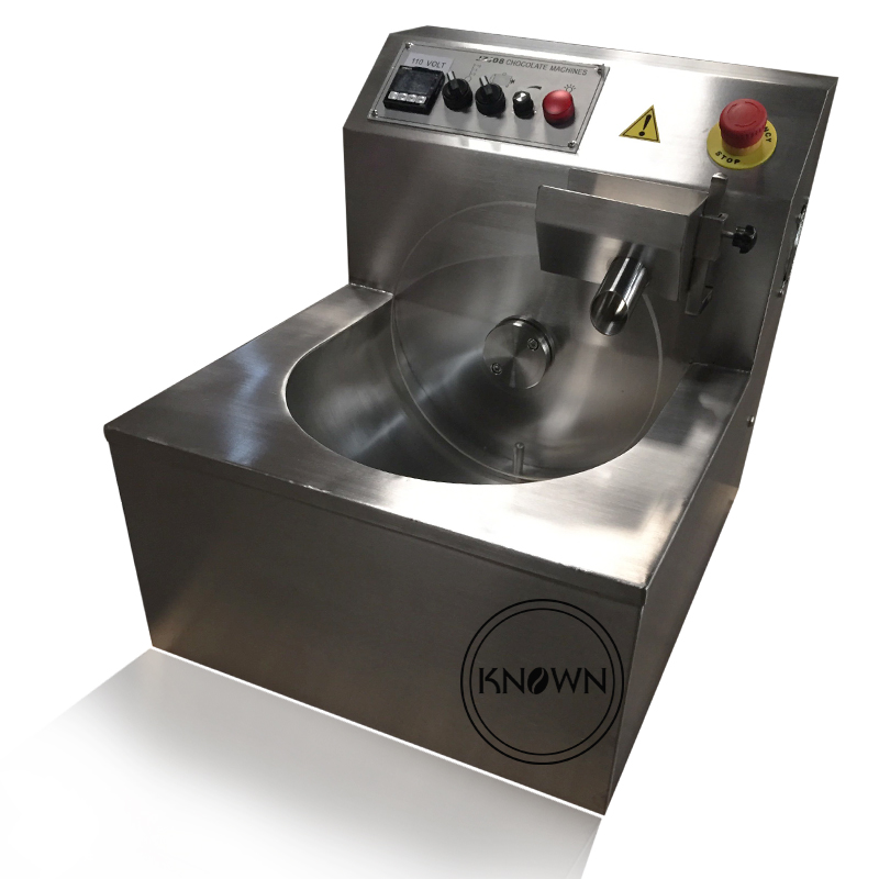 CE approved 8kg/hour Professional Chocolate Melting/Tempering/Moulding machine 220v|chocolate melting|chocolate melting machine|melting chocolate machine - title=