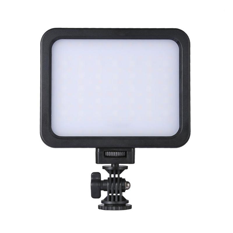 ZF-RGB360 Dimmable Pleine Couleur RVB Caméra LED Vidéo Lumière Smartphone Vidéo Photo Studio Lumière Lampe Éclairage Photographique