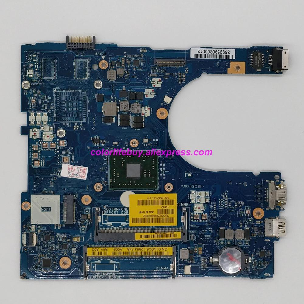 Genuine CN-01N0C6 01N0C6 1N0C6 AAL12 LA-C142P w A8-7410 CPU Laptop Motherboard for Dell Inspiron 15 5000 5555 5755 Notebook PCGenuine CN-01N0C6 01N0C6 1N0C6 AAL12 LA-C142P w A8-7410 CPU Laptop Motherboard for Dell Inspiron 15 5000 5555 5755 Notebook PC