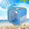 Летний солнцезащитный водонепроницаемый детский пляжный тент для бассейна с защитой от УФ-лучей детский игровой домик Tipi Enfant Teepee Infantil Tent ...