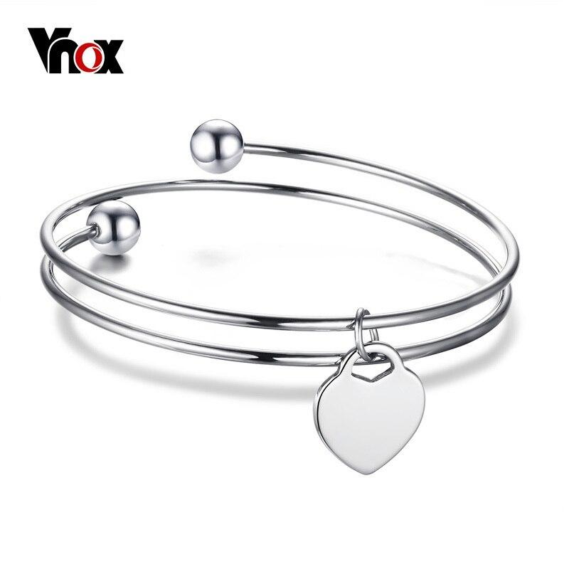 Vnox Expandable Wire Bangle...
