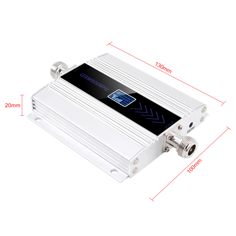 Image 5 - Led Display Gsm 900 Mhz Repeater 2G 3G 4G Celular Mobile Phone Signal Repeater Booster,900Mhz Gsm Amplifier + Yagi Antenna-in Amplifier from Consumer Electronics