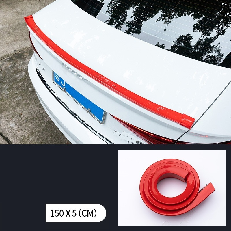 Modified Decorative Accessory protector Accessories Exterior Modification Decoration Spoilers 13 14 15 16 17 FOR Honda Jade in Spoilers Wings from Automobiles Motorcycles