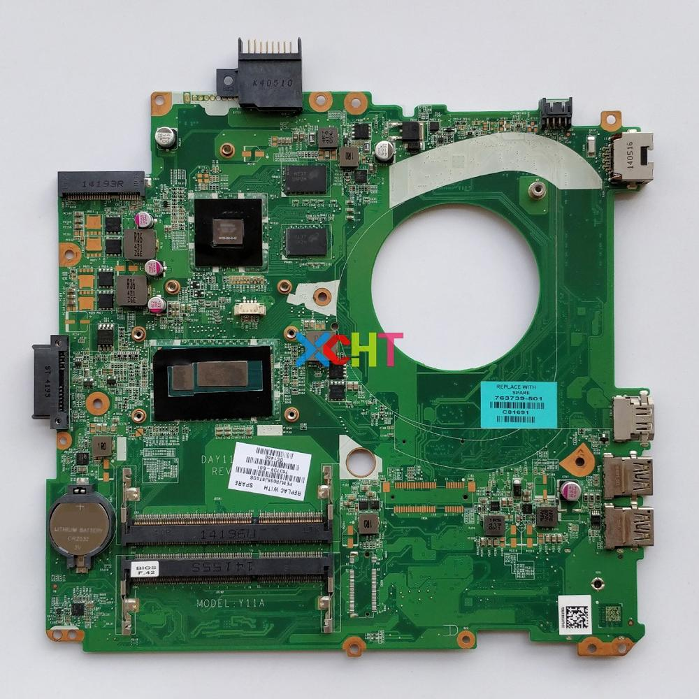 763739-501 763739-001 763739-601 w 830M/2GB i5-4210U DAY11AMB6E0 for HP Pavilion 14-V Series 14T-V000 Notebook PC Motherboard763739-501 763739-001 763739-601 w 830M/2GB i5-4210U DAY11AMB6E0 for HP Pavilion 14-V Series 14T-V000 Notebook PC Motherboard
