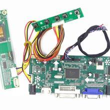 "Комплект для LTN141W1-L03 HDMI экран 14,"" 30pin LVDS светодиодный ЖК-контроллер панель дисплея 1280 × 800 DVI VGA M. NT68676"