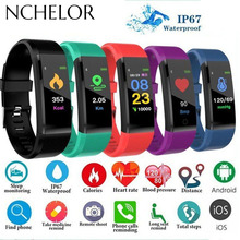 NEW Smart Men Women Heart Rate Monitor Blood Pressure Fitness Tracker Smartwatch Sport Watch for iPhone