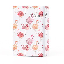 4 Stks Nice Flamingo Notebook Gifts For Children Birthday Party Decorations Kids Happy Baby Shower Party. Q