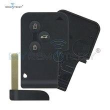 Умный ключ remtekey с 3 кнопками чехол для смарт карты renault
