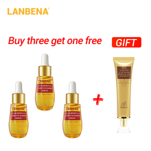 Buy 3 Get 1 Gift Lanbena Acne Scar Remove Serum Treatment Remover Stretch Marks Anti 3pcs+acne Removal Cream