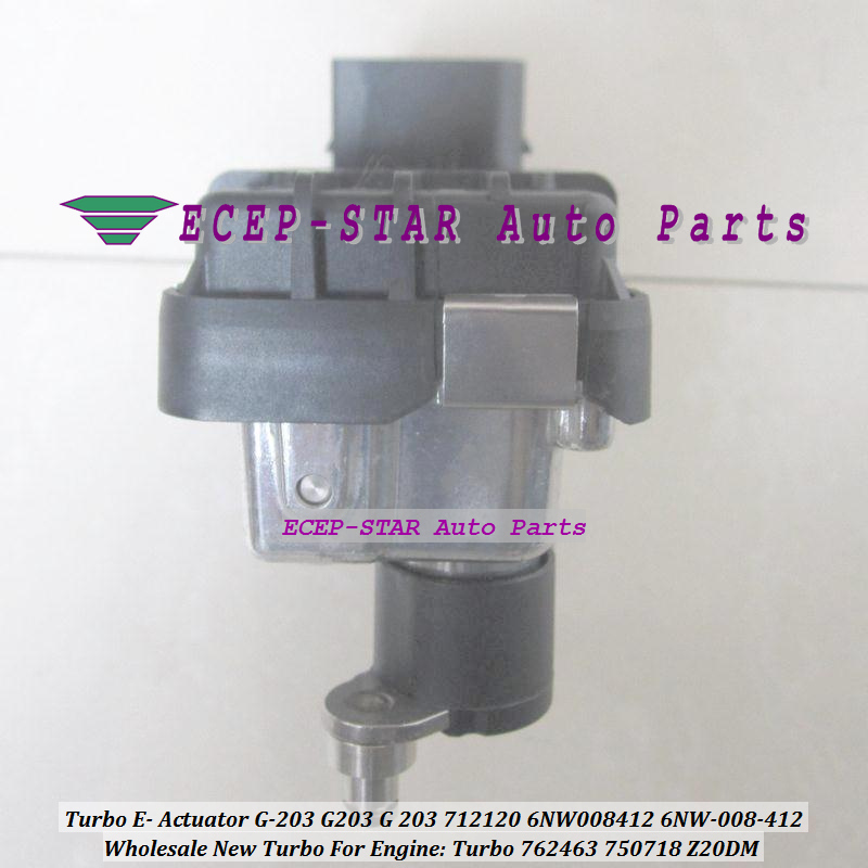 Air Intakes Persevering Turbo Actuator G-203 712120 6nw008412 762463 750718 057145721j 057145721f 057145721g 057145701t 96440365 For Audi A8 4.0 Tdi W18 Auto Replacement Parts