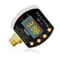 SKP 21 Water Pump Pressure Controller Automatic Intelligent LCD Display Adjustable Pressure Switch