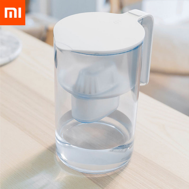 2018 New Original Xiaomi Filter Kettle 2L Super Disinfection Seven Heavy Multi Effect Filters For Baby Famlily-in Water Filters from Home Appliances    1