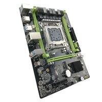 X79 m2 placa mãe lga2011 atx usb3.0 sata3 pci e nvme m.2 ssd suporte reg memória ecc e xeon e5 processador|Placas-mães|   -
