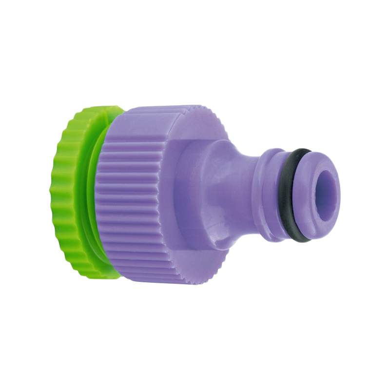 цена на Garden Water Connectors PALISAD 65720 Plastic adapter