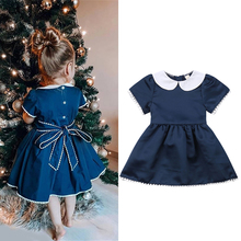 Girls Dress Girl Princess Clothes Dress Kids Baby Party Wedding Brides