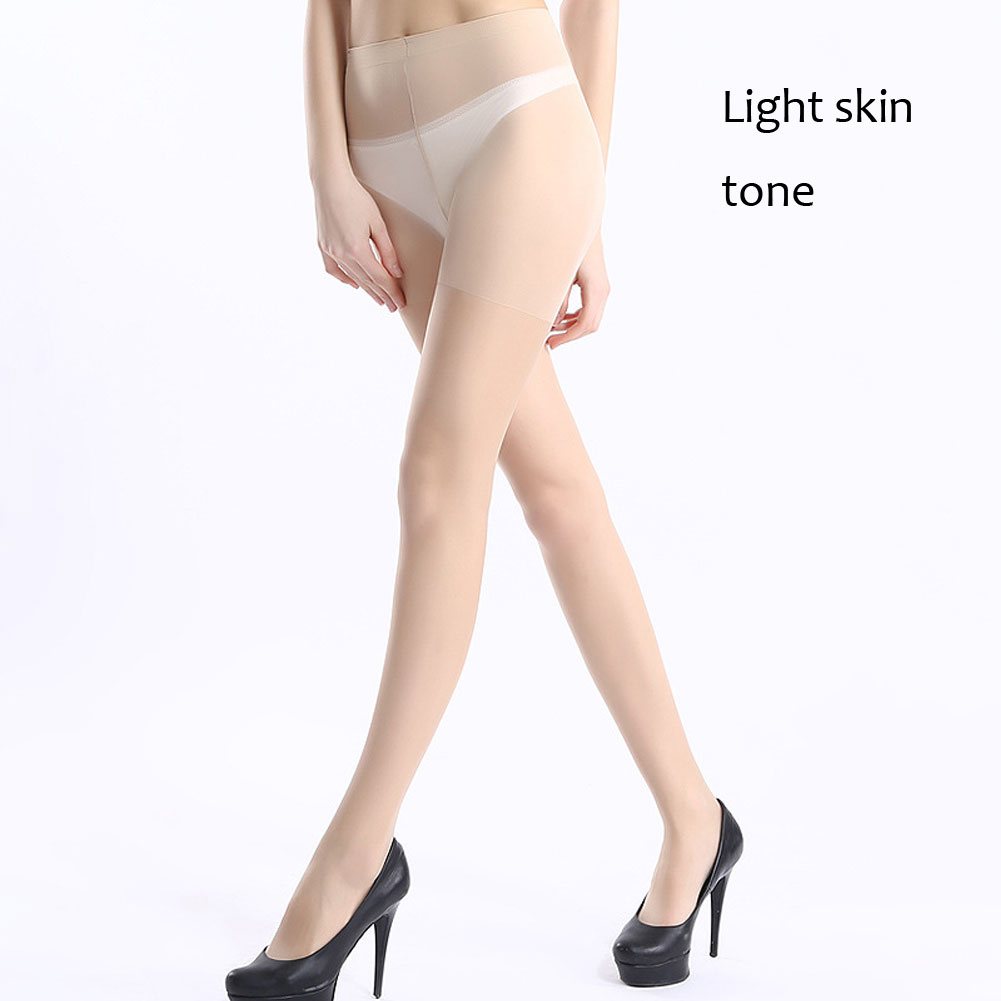 1388905472f Women s Silk Sheer Pantyhose Ultra Thin Breathable High Waisted Tight  Stockings Conjoined Stockings-in Tights from Underwear   Sleepwears on  Aliexpress.com ...