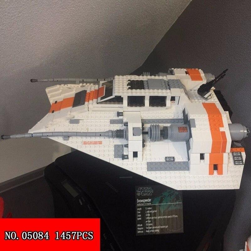 Здесь можно купить  Lepin Block 05084 Star Series Snowfield Fighter Assembling Spelling Building Blocks 1457pcs Alpinia Oxyphylla Toys Small Grain   Игрушки и Хобби