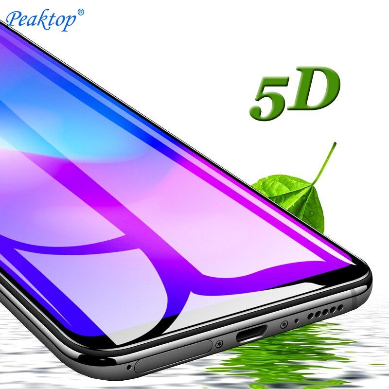 5D Full Glue Glass Vivo Y83 Pro Screen Protector Tempered Glass Vivo Y83 Pro Full Cover Glass BBK Vivo Y83 Pro Protective Film