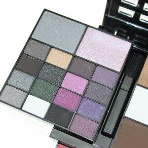 Image 3 - Box Set maquiagem 74 Kits de Maquiagem Para As Mulheres de Cor Combinação Kit Sombra Batom Brilho