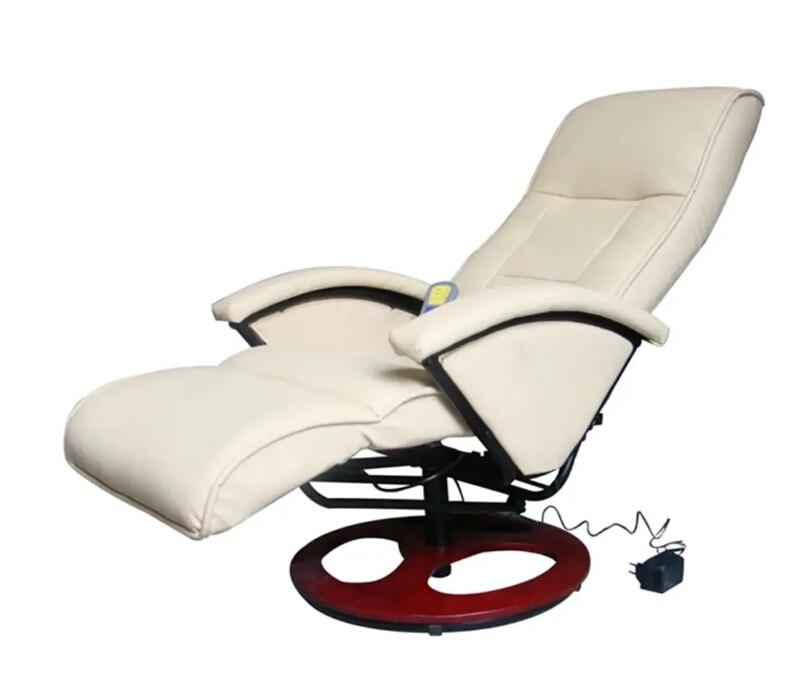Outstanding Vidaxl Electric Massage Chair Office Chairs Furniture Theyellowbook Wood Chair Design Ideas Theyellowbookinfo