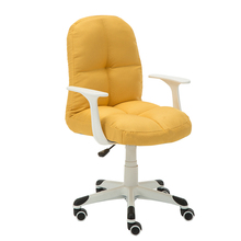 European Computer Household Concise Modern Student Write Study Ergonomic Work In An Office Small Swivel Chair