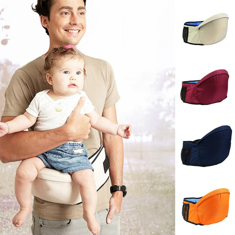 2019 Fashion Beveled 45-degree Baby Front Sling Baby Seat Stool Hold Infant Waist Stool Strap Newborn Hip Seat Adult Handy Action Tool